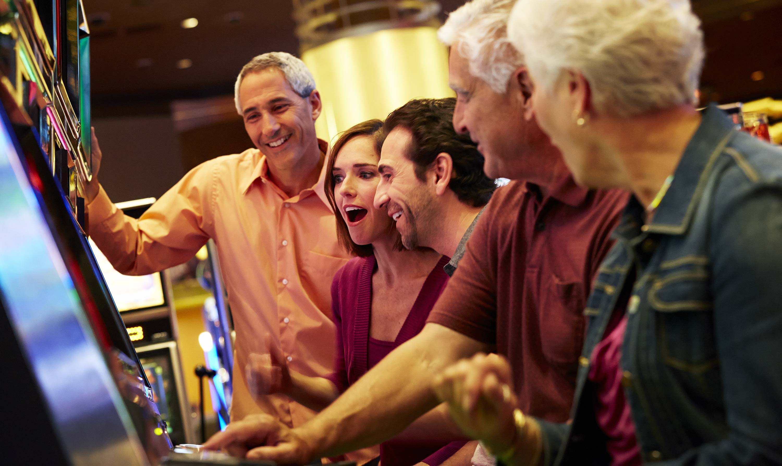 John Nienhuis | Wisconsin Casino & Gaming Photographer  | Commercial Advertising Photography