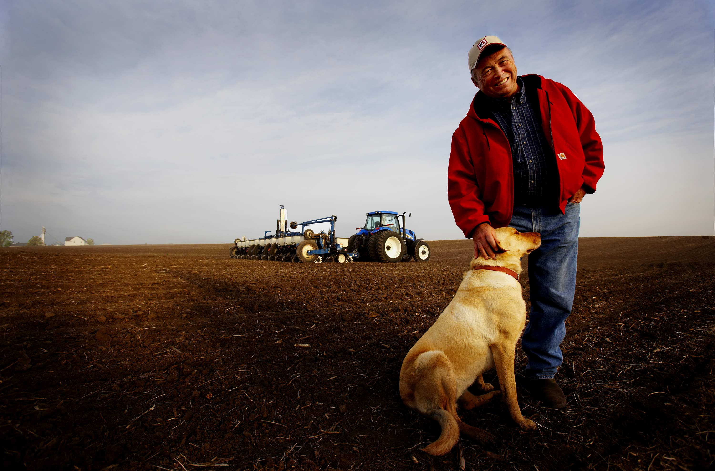 John Nienhuis | Agriculture & Farm Life Photographer | Wisconsin & Midwest Photography